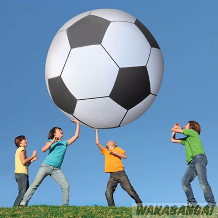 Balón de Fútbol Gigante - Wakabanga 15fb56013ea8