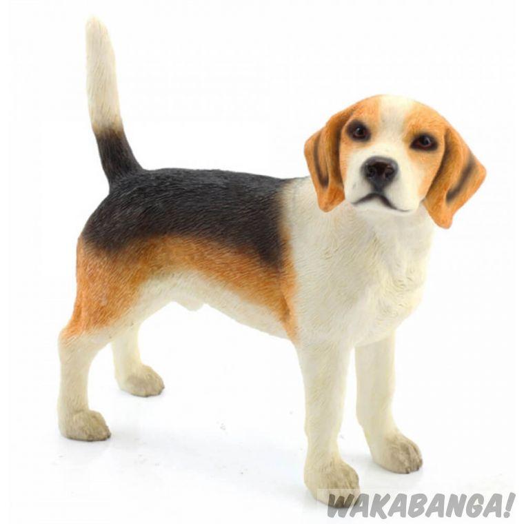 60% barato verdadero negocio tienda Figuras de resina de razas de perros