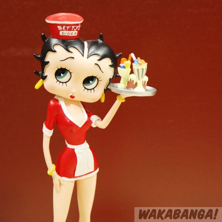 Betty Boop Betty Figura Boop Camarera Camarera Camarera Figura Figura Betty Figura Betty Boop dCoexrWB