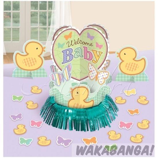 Decoracion De Baby Shower De Animales.Kit De Decoracion Baby Shower