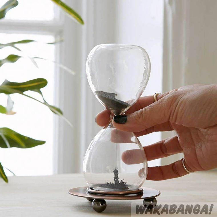 Reloj De Arena Magnética Wakabanga
