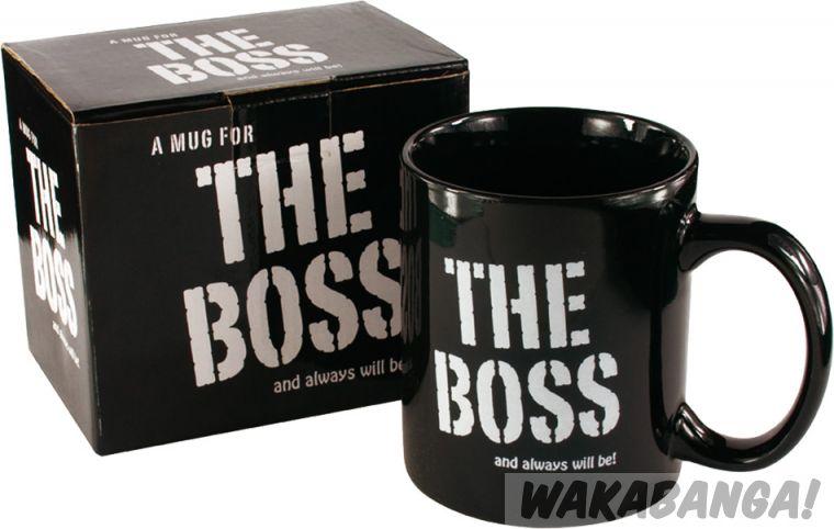taza the boss and always will be taza de jefe rymanryman