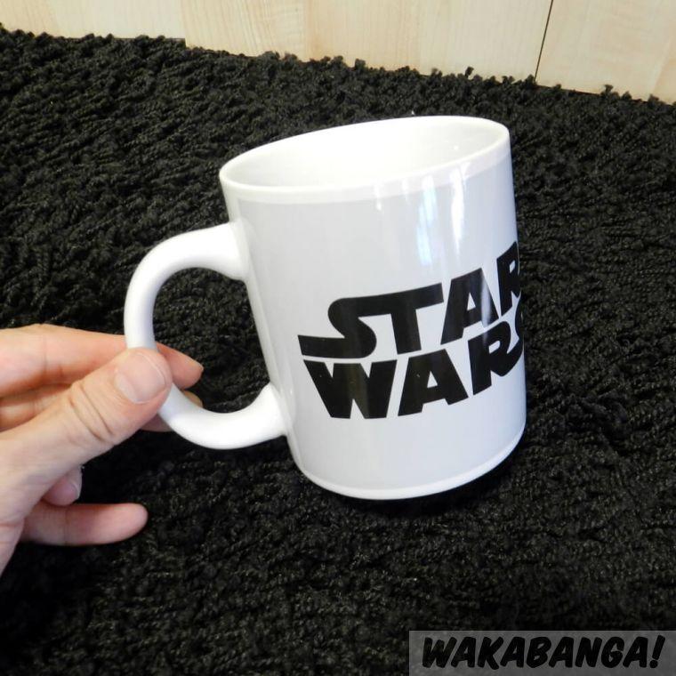 Y logotipo oficial de Star Wars Darth Vader Personaje De Cerámica Taza De Café Taza Nuevo
