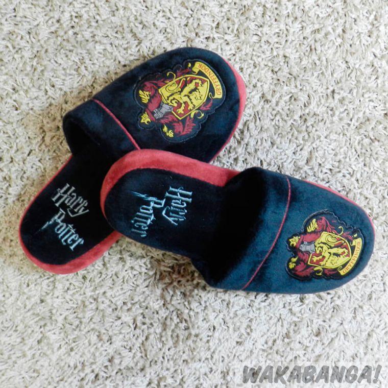 Harry Potter Hogwarts Casa Gryffindor Zapatillas de mujer