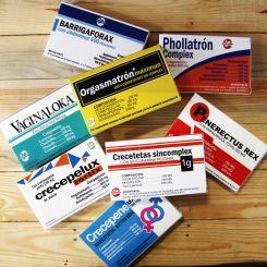 Caramelos pastillas Pharmacoña