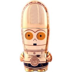 USB 4Gb C-3PO Star Wars de MIMOBOT
