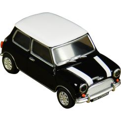 USB 4Gb MINI Cooper Negro Líneas