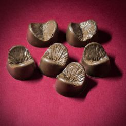 Anos comestibles, bombones de chocolate