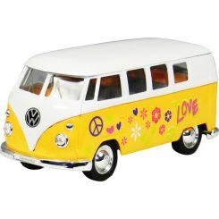 Autobús metal clásico Volkswagen