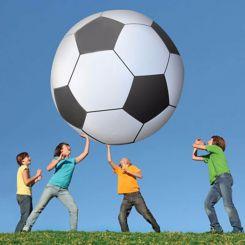 Balón de Fútbol Gigante hinchable