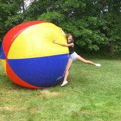 Balón de playa Gigante 3 metros