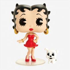 Figura Funko Pop! Betty Boop con Pudgy