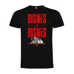 Camiseta Bisnes es Bisnes, de la serie Fariña