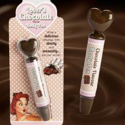 Bolígrafo para el cuerpo de Chocolate