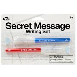 Bolígrafo tinta invisible Mensaje Secreto