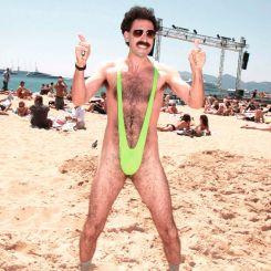 Bañador para hombre Mankini de Borat