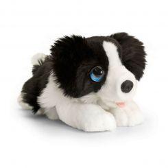 Cachorro Border Collie de peluche 32cm