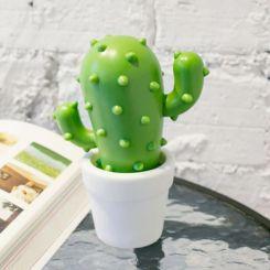 Lámpara ambiental Cactus cambia de color
