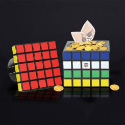Caja fuerte Cubo de Rubik