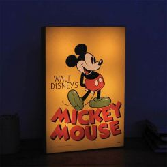 Caja luminosa Mickey Mouse de Disney