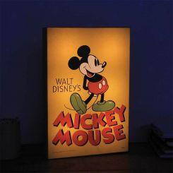 Caja luminosa Mickey Mouse de Disney