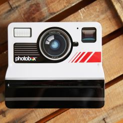 Caja metálica cámara Photobox