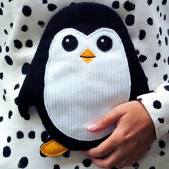 Calentador Pingüino olor Lavanda
