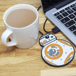 Calienta tazas USB robot BB-8: Star Wars