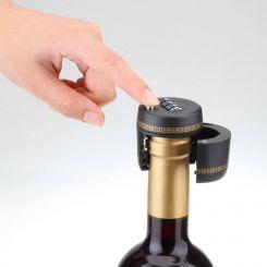 Candado para botellas de vino o licor