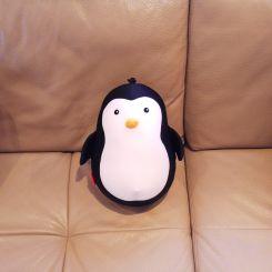 Cojín cervical de viaje Pingüino