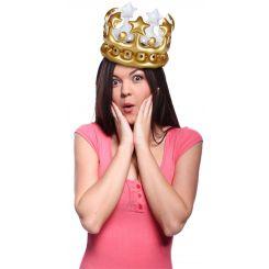 """Corona Hinchable """"Reina por un Día"""""""