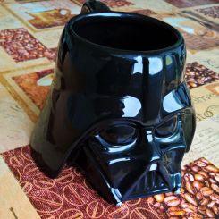 Taza cerámica Casco Darth Vader