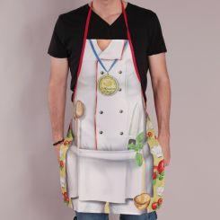 Delantal divertido Master Chef