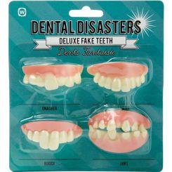 Dentaduras divertidas