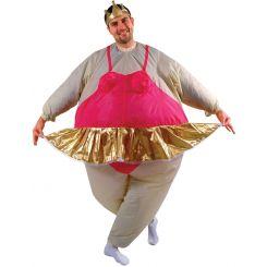 Disfraz hinchable de Bailarina Ballet