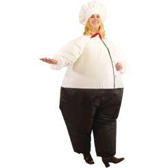 Disfraz hinchable Chef