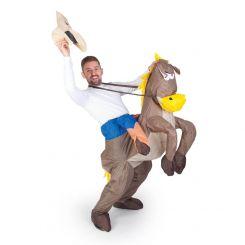 Disfraz de Cowboy hinchable
