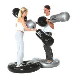 Juego Combate parejas Hinchable