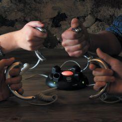Electrochock, el juego de los calambres