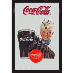 Espejo Coca-Cola modelo niño