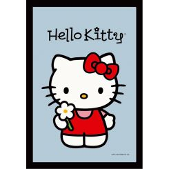 Espejo Hello Kitty con flor