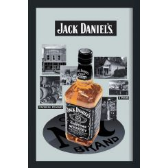 Espejo Jack Daniel's modelo destilería