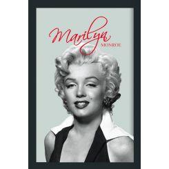 Espejo Marilyn modelo blanco y negro