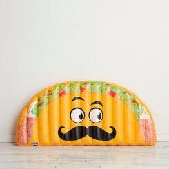 Colchoneta hinchable Taco