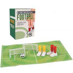 Funfingers Football. Mini juego de fútbol con los dedos