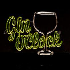 Lámpara electroluminiscente Gin O'Clock