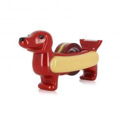 Porta celo Hotdog perro Salchicha