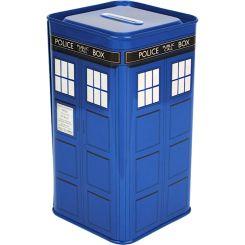 Hucha Dr. Who TARDIS