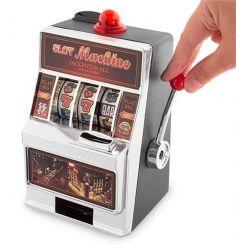 Hucha máquina tragaperras Jackpot