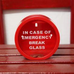 Hucha para emergencias